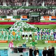 """Rapid-Fans vor dem 323. Wiener Derby: """"Nicht den Gegner stark machen"""""""