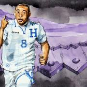Die Stützen spielen auf der Insel: Das ist die Mannschaft von Honduras!