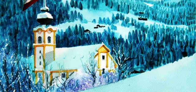 Anekdote zum Sonntag (114) – Trophäe auf Ski