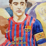 Barcelona-Legende Xavi bewertet seine Mannschaftskollegen