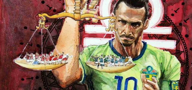 Zlatan Ibrahimovic: L.A. wird zlatanisiert
