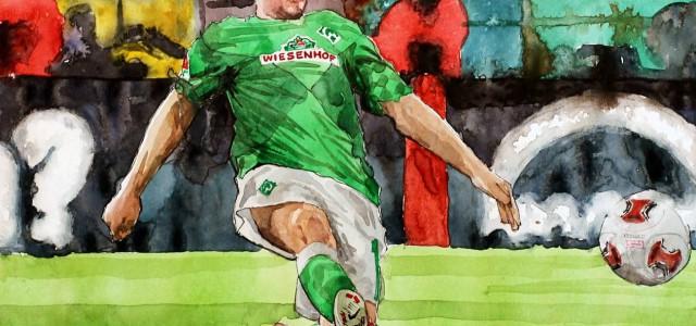 Befreiungsschlag für Werder: Grillitsch und Junuzovic gewinnen Auswärtsspiel gegen Schalke