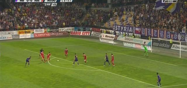 Aberdeens Slapstick-Eigentor gegen den NK Maribor
