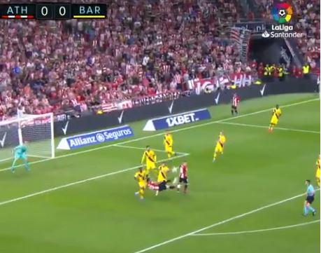 Niederlage in Bilbao: Supertor von Aduriz schockt Barcelona