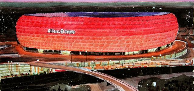 Komplexes Spiel auf extrem hohen Niveau: Bayern scheidet trotz Sieg aus CL aus