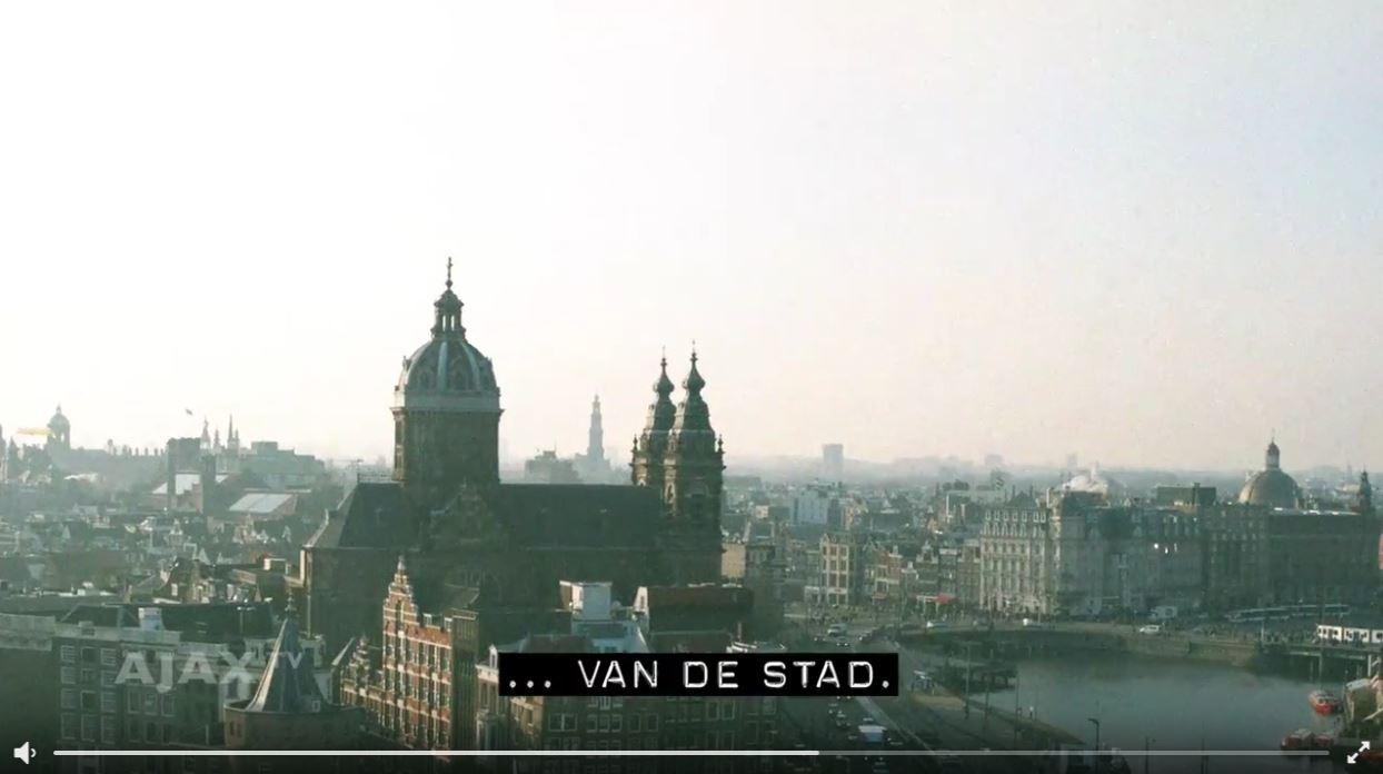 Ajax veröffentlicht Video zur Einstimmung auf das Europa-League-Finale