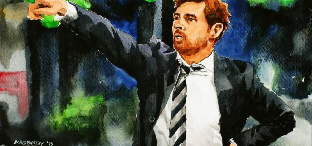 André Villas-Boas bei Zenit: Wie der Portugiese derzeit einen Geheimfavoriten formt