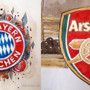 """Vorschau zum Champions-League-Achtelfinale – Nur Formsache für den FC Bayern oder ein Londoner """"Wunder von München""""?"""