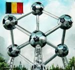 Fußball in Belgien, Atomium