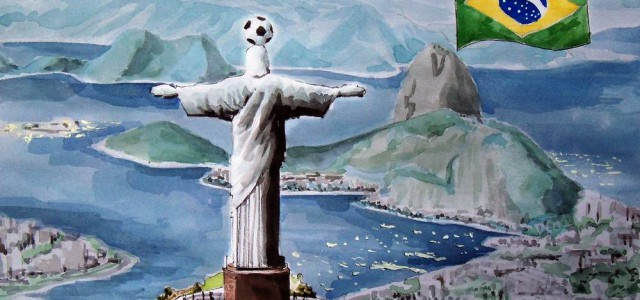 Brasilien – England  2:2 | Alle Highlights auf Video