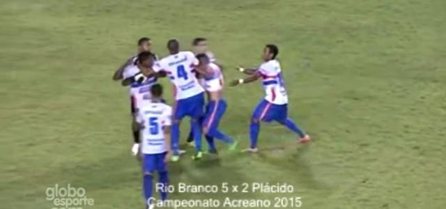 Fünf Gegentore waren zu viel: Mannschaftsinterne Schlägerei in Brasilien