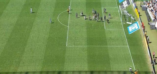 Ausgleich nach 92 Minuten: Direktcorner verzückt Brasilien!