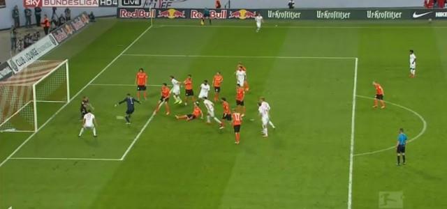 2:1 in der Nachspielzeit: Torhüter Fabio Coltorti hält RB Leipzig im Aufstiegsrennen