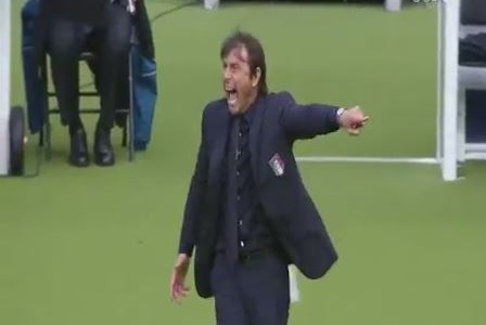 Best Of Antonio Conte vs Spanien