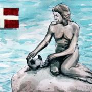 "Holland scheitert an sich selbst und an cleveren Dänen – ""Todesgruppe B"" wird zum Nervenspiel"