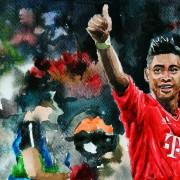 Abseits.at-Leistungscheck, 15. Spieltag 2013/14 (Teil 1) – David Alaba nach Kantersieg in Bremen im Team der Runde