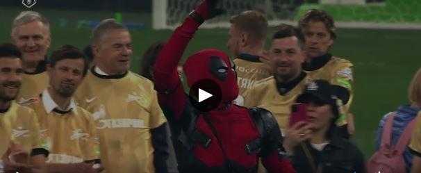 Zenit holt Titel-Hattrick: Dzyuba feiert als Deadpool