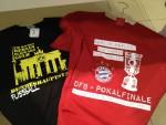 DFB-Pokal-Finale 2012 zwischen Borussia Dortmund und Bayern München