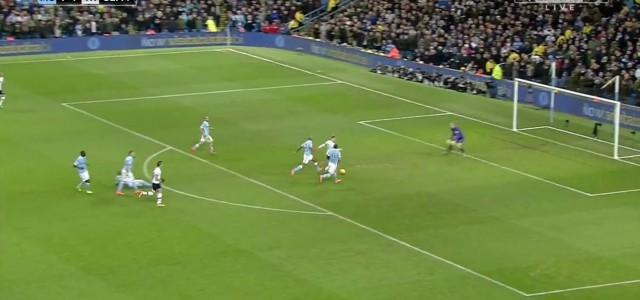 Christian Eriksen macht das Siegtor: Tottenham gewinnt bei Manchester City