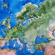 Kreuz und quer durch Europa: Erste Infos über die Europacupgegner der österreichischen Mannschaften