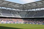 Fans des SV Austria Salzburg in der Höhle des Löwen, Bullenarena (by Evilken)