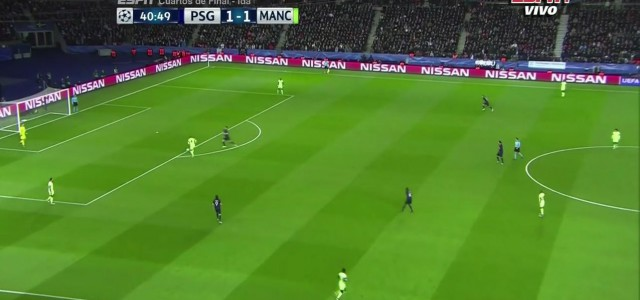 Horror-Fehler von Fernando ermöglicht Ibrahimovic das 1:1 für PSG gegen Man. City