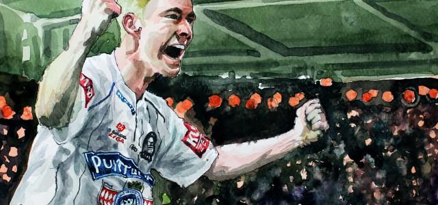 Toranalyse zur 32. Runde der tipp3-Bundesliga | Madl (ET), Kainz, Royer