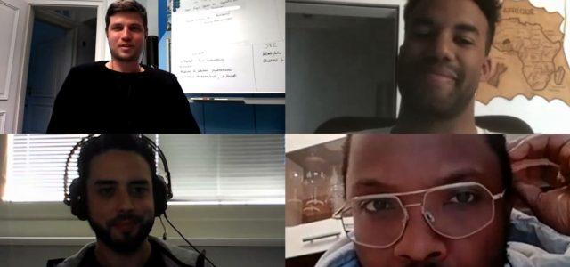 Skype-Konferenz: In Burundi wird mit österreichischer Hilfe gekickt!