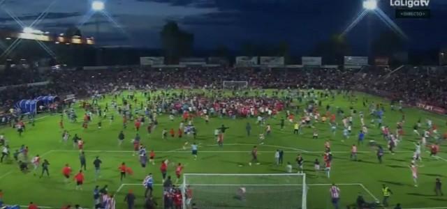 Riesenjubel: Girona steigt erstmals in die Primera División auf!