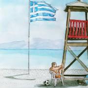 Solide Defensive, aber offensiv auf Fehler der Gegner angewiesen – das ist der EM-Kader Griechenlands!