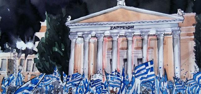Die griechische WM-Taktik: Passiv und abwartend, aber nicht leicht zu knacken