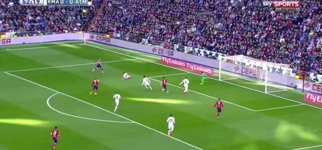 Griezmann lässt das Bernabeu verstummen: Atlético besiegt Real mit 1:0