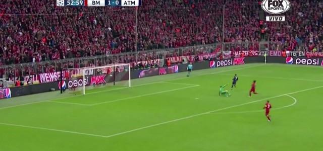 Griezmanns Auswärtstor schießt Atlético Madrid ins CL-Finale