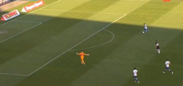 Hajduk trifft – während der Gegner ein Tor feiert, das nie fiel!