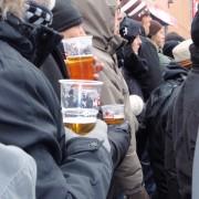 Die schönsten Fanfotos des Monats Februar: Unterwegs im verschneiten Deutschland