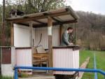 Die kultige Sprecherkabine in Kohoutovice, Tschechien (by Heffridge)