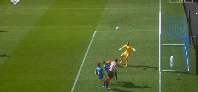 Fantastische Parade von Tim Howard (Everton) gegen Southampton