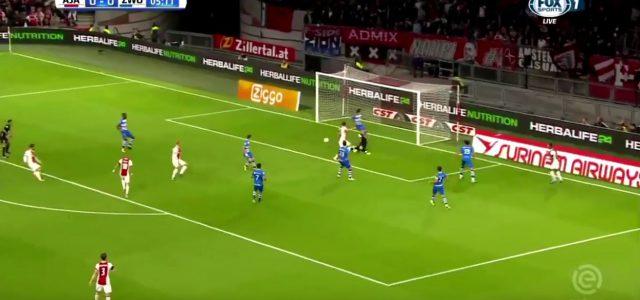Huntelaars feines Ferserltor gegen Zwolle