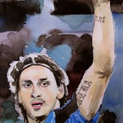 Schwedens Spiel in Ballbesitz: Interessante Kleinigkeiten, aber gefährlich wird's über Ibrahimovic