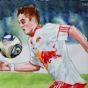 Jantschers Lauf, Sventos Rolle und gute Sechser – darum besiegt Red Bull Salzburg die SV Ried mit 2:0!
