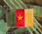 Kamerun Flagge