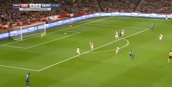 Kondogbias irrer Weitschuss überrascht den FC Arsenal