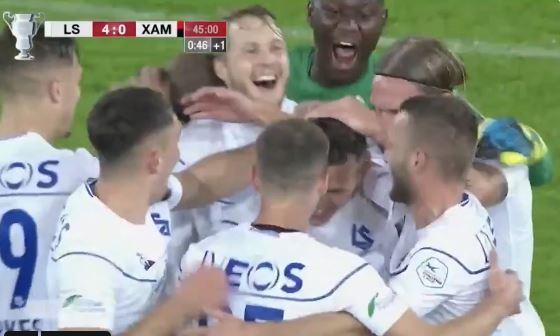 Schweizer Cup: Kukururovic trifft aus 60 Metern!