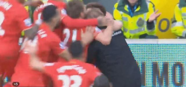 Liverpool siegt nach irrem Finish mit 5:4 bei Norwich City