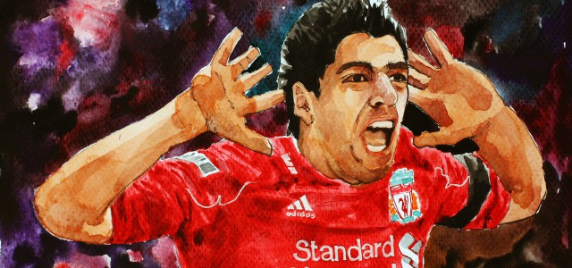 Tore am Fließband statt negativer Schlagzeilen: Luis Suarez trifft am laufenden Band
