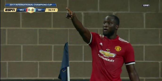 United gewinnt das Manchester Derby beim International Champions Cup