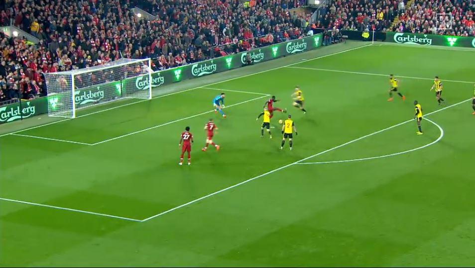 Liverpool schießt Watford aus dem Stadion