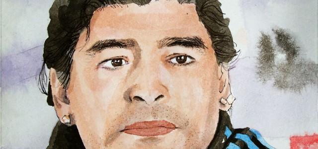 Dokus für echte Fußballfans (30) – Die Hand Gottes – Maradona trifft Kusturica (2008)