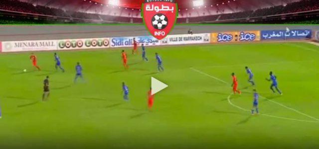 Fantastisches Tor aus der marokkanischen Liga