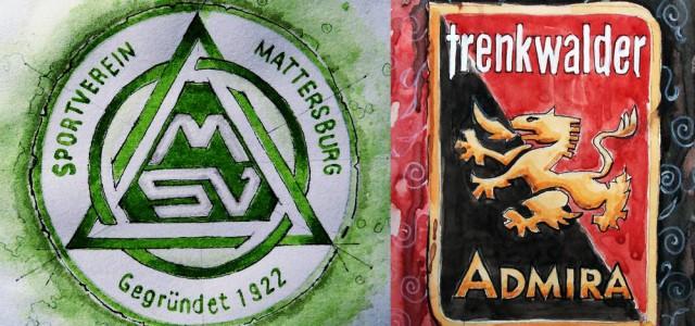 Vorschau, 31.Runde: SV Mattersburg – FC Trenkwalder Admira